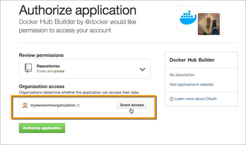 Configure Automated Builds from GitHub and BitBucket | Docker